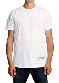 RVCA Spec Logo Graphic T-Shirt