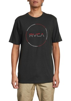 RVCA Splitter Graphic T-Shirt
