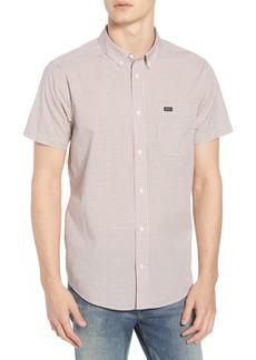 RVCA Staple Woven Shirt