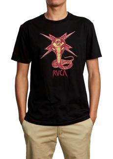 RVCA Strike Graphic T-Shirt
