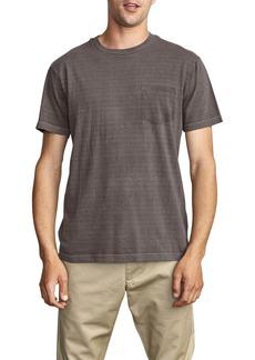 RVCA Stripe Pocket T-Shirt