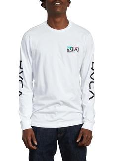 RVCA Testing Long Sleeve T-Shirt