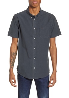 RVCA That'll Do Butter Woven Shirt