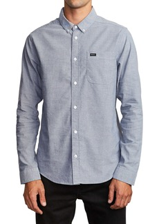 RVCA That'll Do Button-Down Shirt