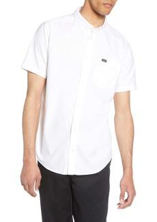 RVCA That'll Do Slim Fit Stretch Shirt