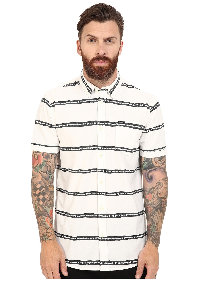 RVCA The Drags Short Sleeve Woven