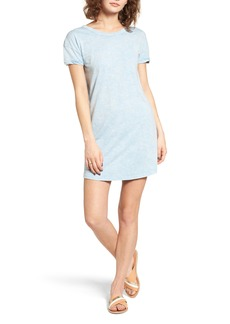 RVCA Topped Off Open Back T-Shirt Dress