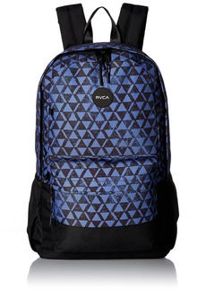 Rvca Unisex Frontside Print Backpack