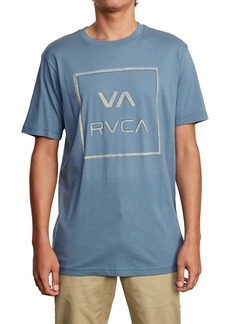 RVCA Unregistered Logo Graphic T-Shirt