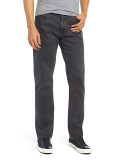 RVCA Weekend Straight Leg Jeans (Black Overdye)