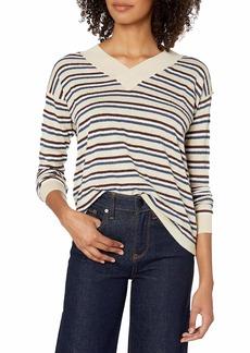 RVCA Junior's Abundant Loose FIT Sweater  M