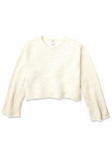 RVCA Women Dancer Sweater White