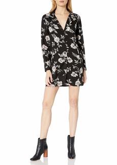 RVCA Women Downer Blazer Dress