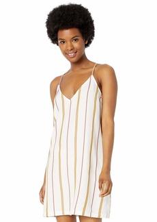 RVCA Women's Fluke Striped Dress  XS/