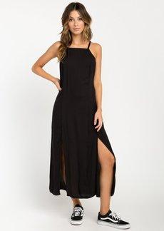 RVCA Women Garland Midi Dress  M/10