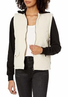 RVCA Junior's Joyride Zip Fleece Jacket  XS
