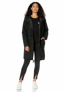RVCA Women Managed Parka Coat