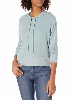 RVCA Women's Night Off Hooded Sweatshirt  S