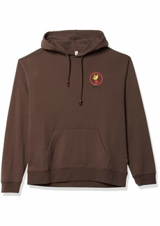 RVCA Junior's Nothing PO Hooded Sweatshirt  L