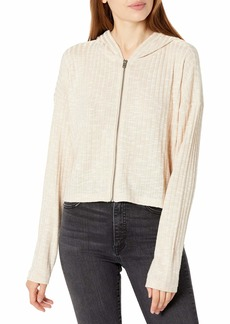 RVCA Junior's WILTED Sweater Knit TOP  S