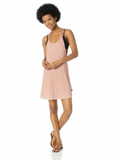 RVCA Women's Backside Tank Dress