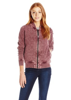 RVCA Women's Bloom Bomber Jacket