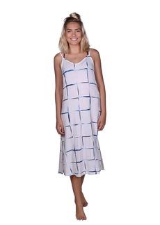 RVCA Women's Bottleneck Midi Dress  XL