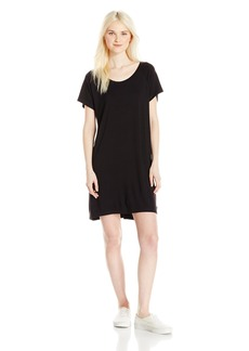 RVCA Junior's Calmon T-Shirt Dress  XL