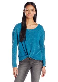 RVCA Junior's Donna Crew Sweatshirt  M