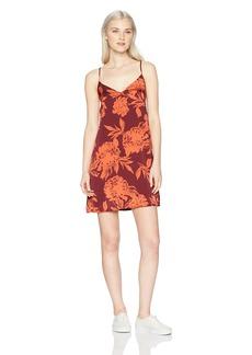 RVCA Women's Envy Slip Dress  L