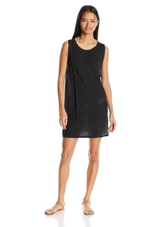RVCA Women's Full Frontier Cover up Dress  XS/S