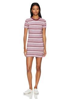 RVCA Women's Howl T-Shirt Dress  S