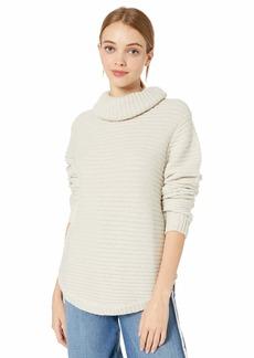 RVCA Women's Jinx Knit Tunic Sweater