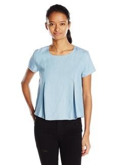 RVCA Junior's Lumina Short Sleeve Swing T-Shirt