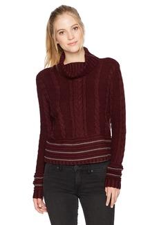 RVCA Women's Mix up Sweater  L