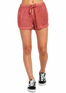 RVCA womens New Yume Casual Shorts   US