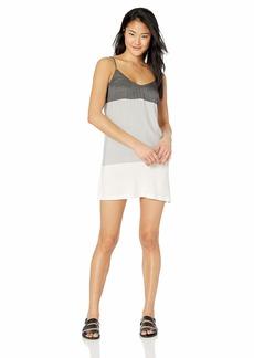 RVCA Womens Odyssey Slim FIT Mini Dress black XS