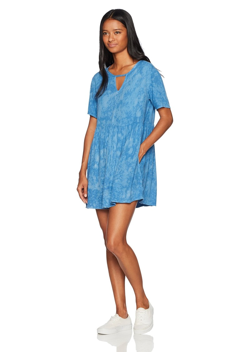 faed3242c7 RVCA RVCA Women s Out of Town Babydoll Dress XL