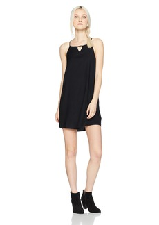 RVCA Women's Payback Spagetti Strap Dress  M