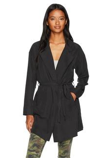 RVCA Women's Remake Drape Jacket  XS