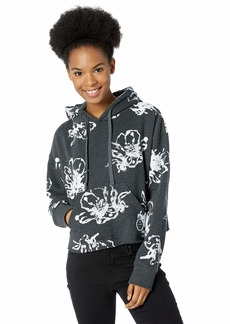 RVCA Women's SAGE Floral Hoodie  XS