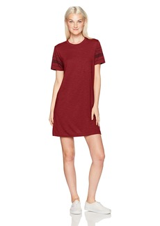 RVCA Women's Short Stop T-Shirt Dress  M