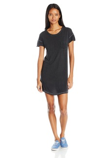 RVCA Junior's SO Chill Straight Fit T-Shirt Dress