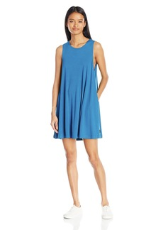 RVCA Women's Sucker Punch 2 Swing Dress  M