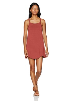 RVCA Women's thievery Tank Dress  XS