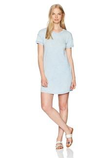 RVCA Women's Topped Off Tee Shirt Dress  L