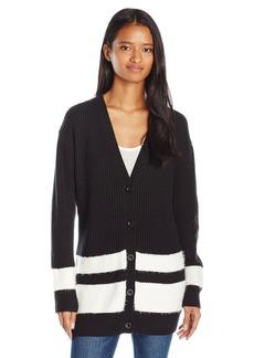 RVCA Junior's Warm One Cardigan Sweater