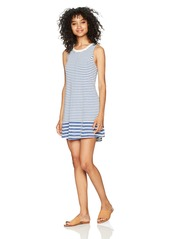 RVCA Women's Washed Up Flare Tank Dress  S