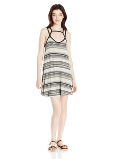 RVCA Women's Zavey Tank Dress  S