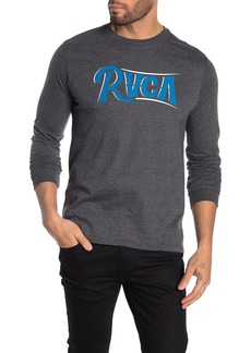 RVCA Sage Bruch Long Sleeve T-Shirt